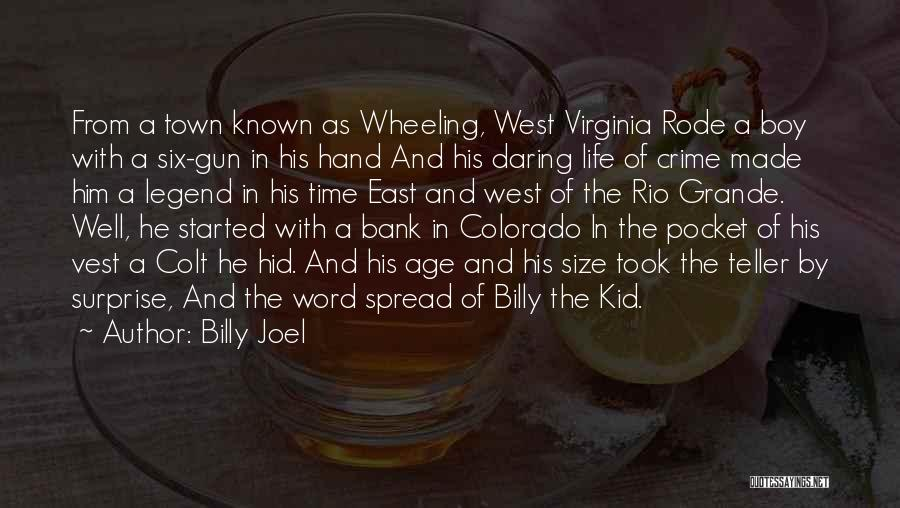 Life Size Quotes By Billy Joel