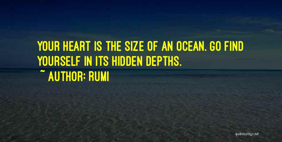 Life Size Quotes By Rumi