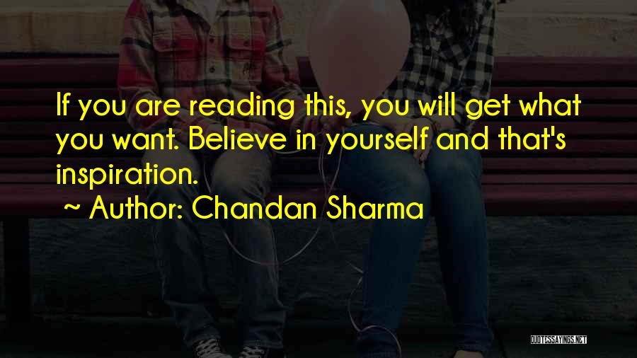 Life Suggestion Quotes By Chandan Sharma