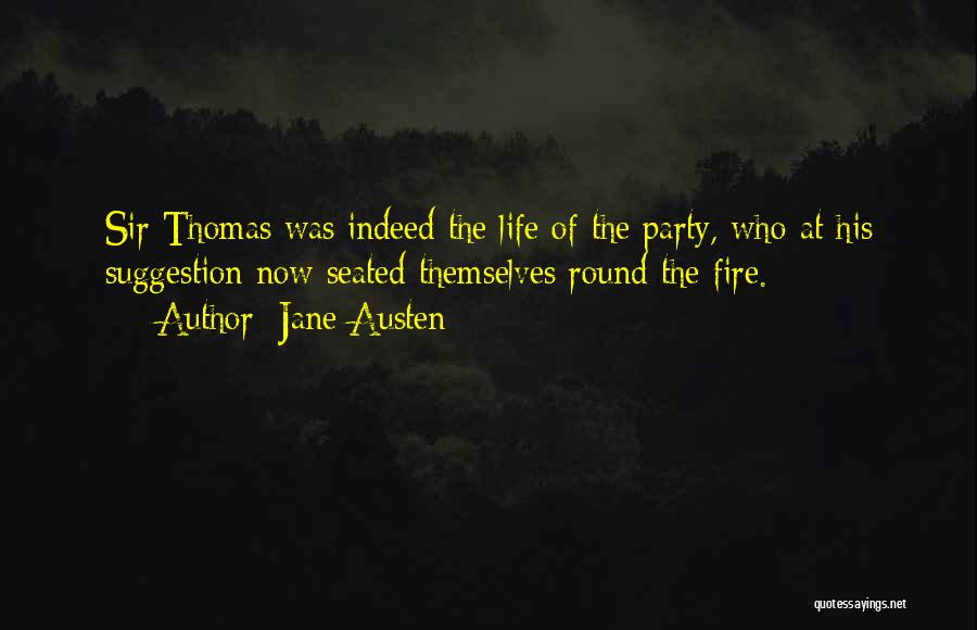 Life Suggestion Quotes By Jane Austen