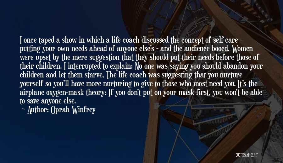 Life Suggestion Quotes By Oprah Winfrey