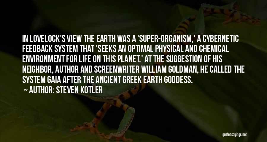 Life Suggestion Quotes By Steven Kotler