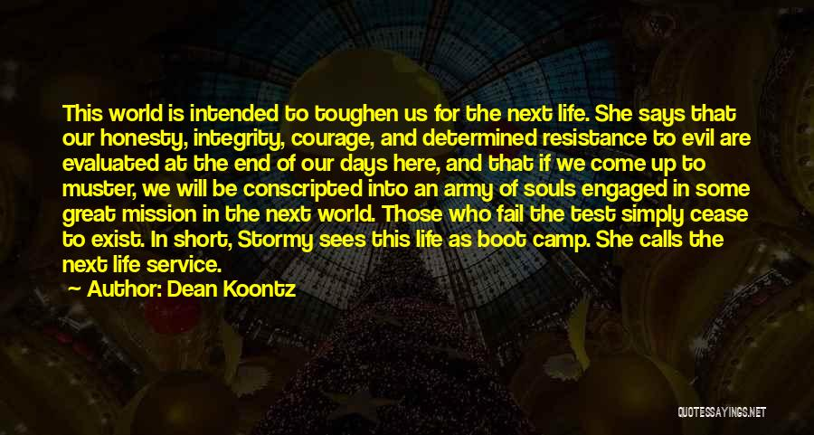 Life That Are Short Quotes By Dean Koontz
