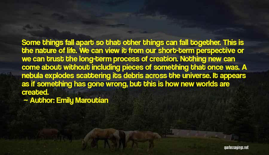 Life That Are Short Quotes By Emily Maroutian