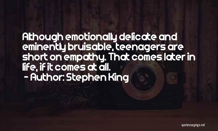 Life That Are Short Quotes By Stephen King