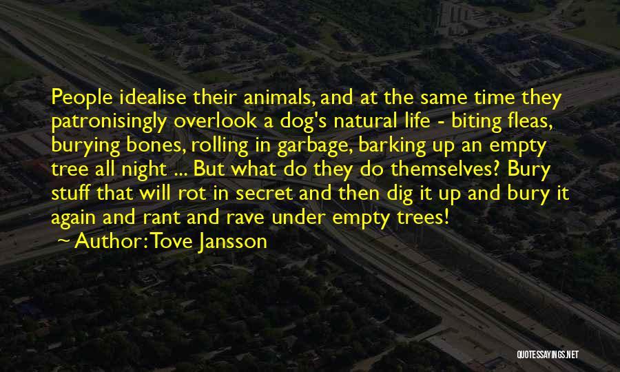 Life The Secret Quotes By Tove Jansson