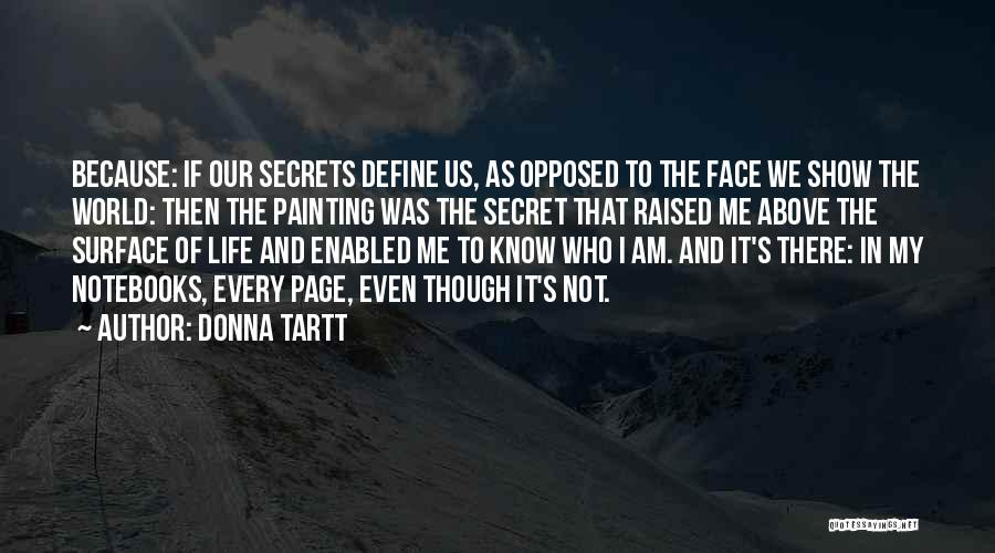Life Though Quotes By Donna Tartt