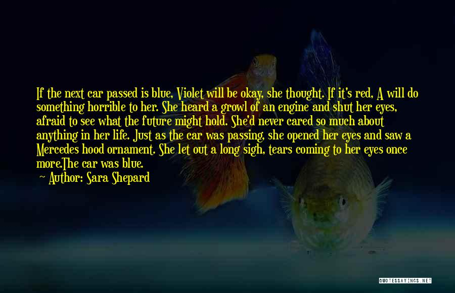 Life Will Be Okay Quotes By Sara Shepard