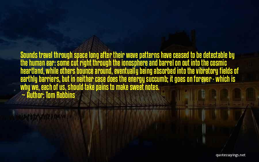 Life Without Barriers Quotes By Tom Robbins