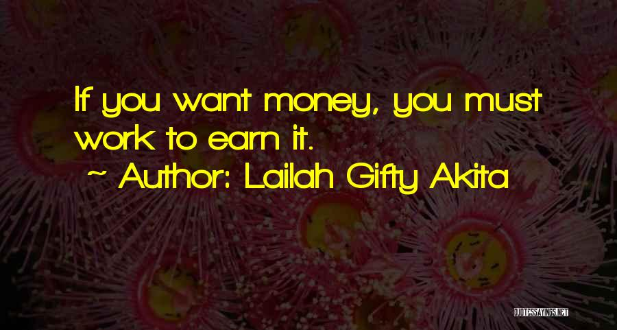 Life Working Hard Quotes By Lailah Gifty Akita