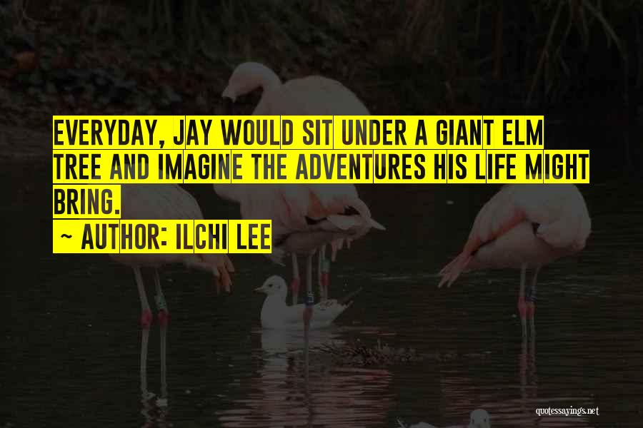 Life's Adventures Quotes By Ilchi Lee