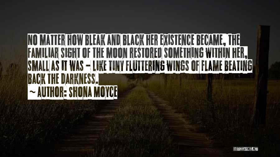 Light And Darkness Quotes By Shona Moyce