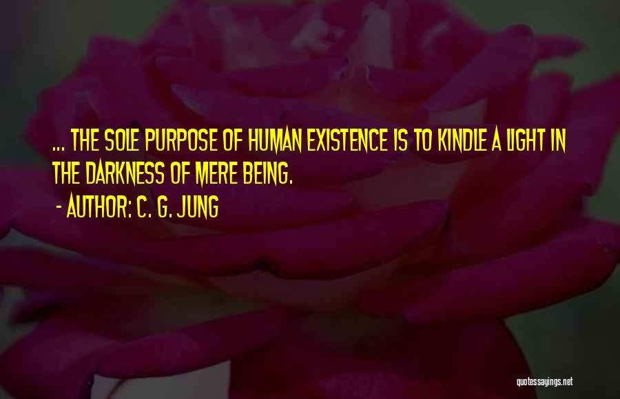 Light Being Quotes By C. G. Jung