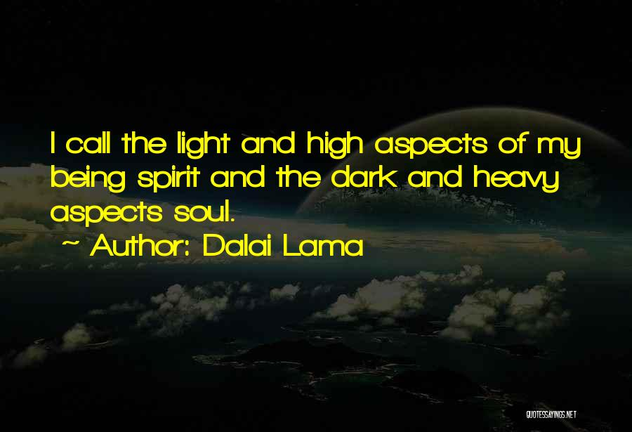 Light Being Quotes By Dalai Lama