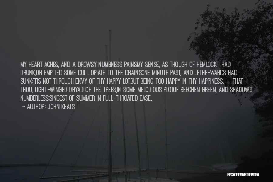 Light Being Quotes By John Keats