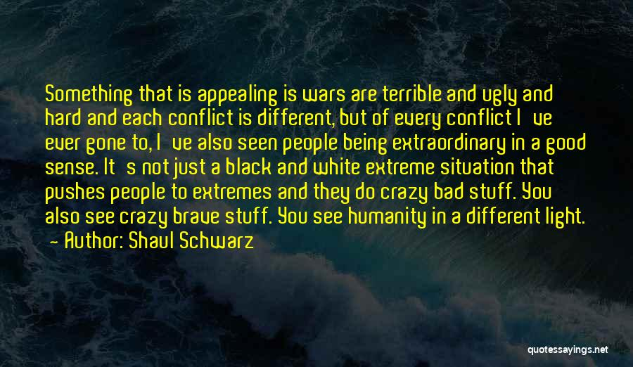Light Being Quotes By Shaul Schwarz