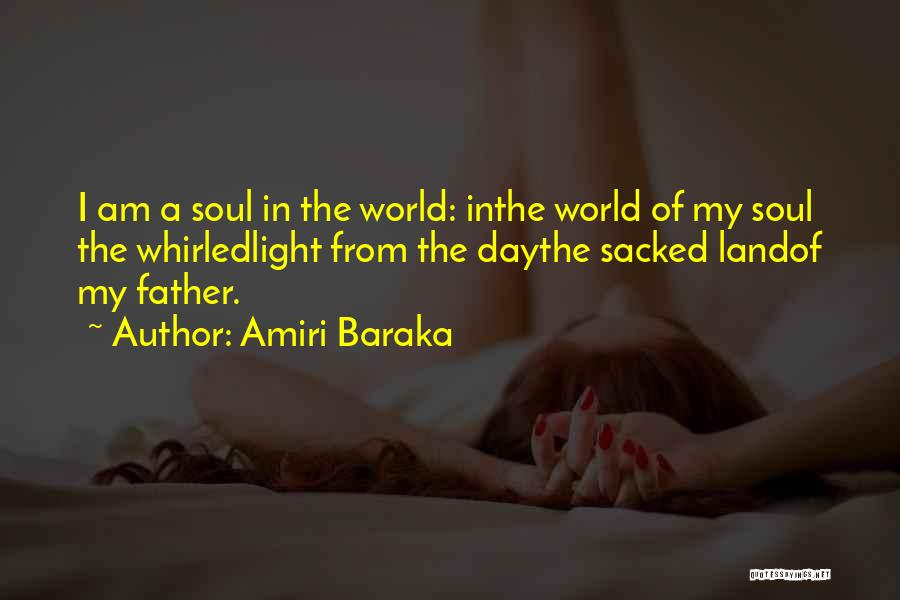 Light In The Soul Quotes By Amiri Baraka