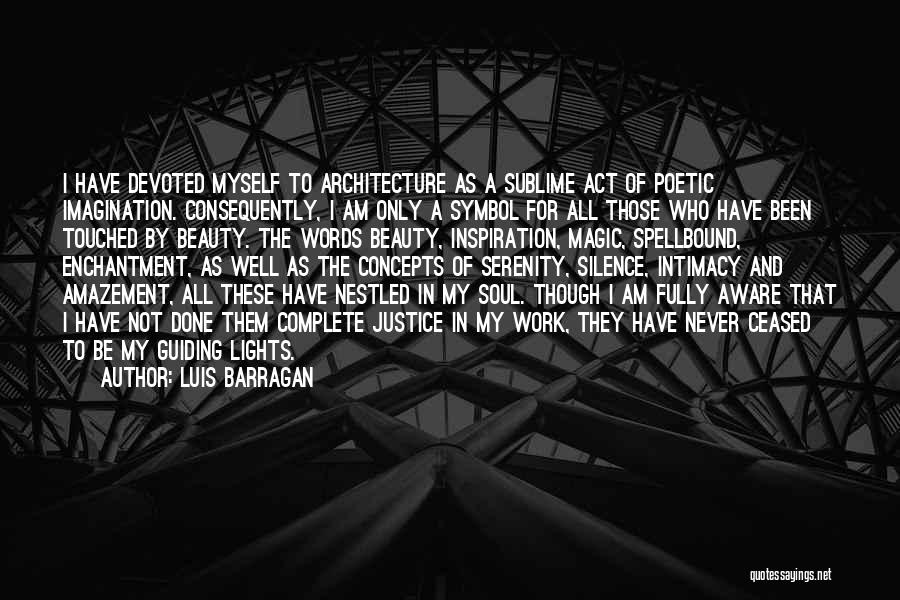 Light In The Soul Quotes By Luis Barragan