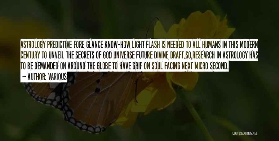 Light In The Soul Quotes By Various