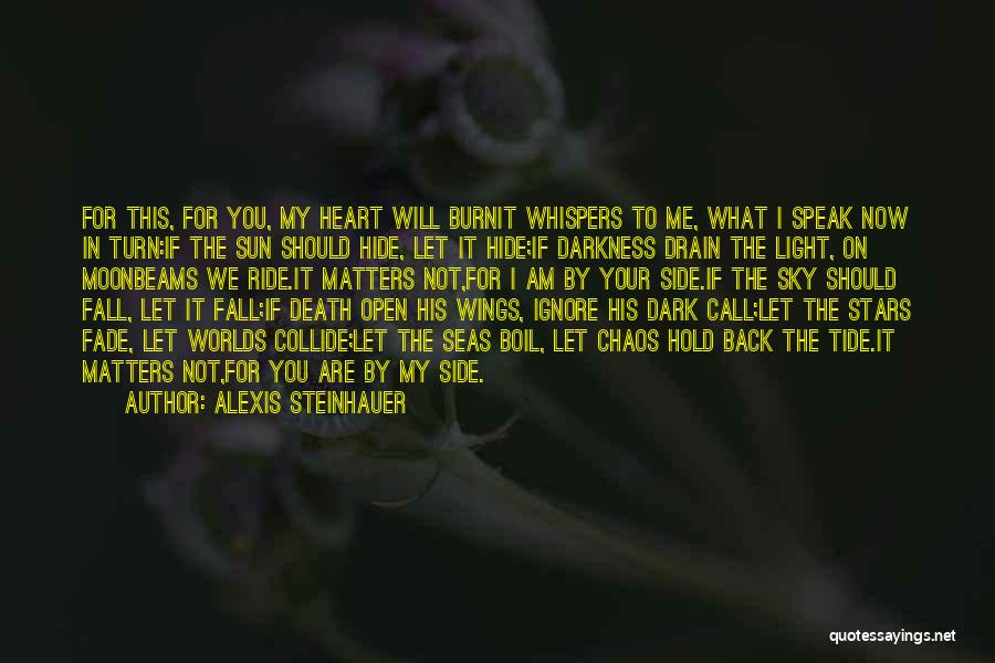 Light In Your Heart Quotes By Alexis Steinhauer