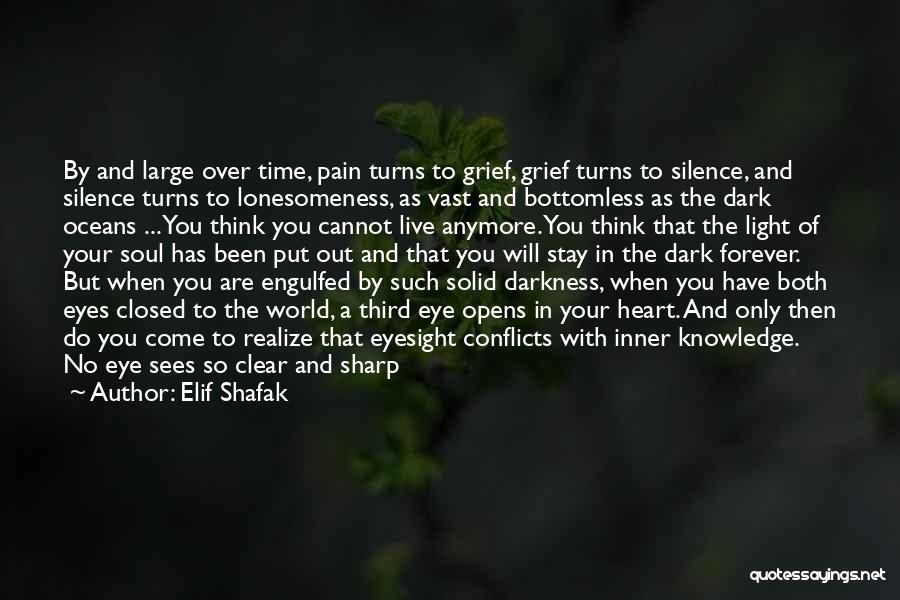 Light Of Your Soul Quotes By Elif Shafak