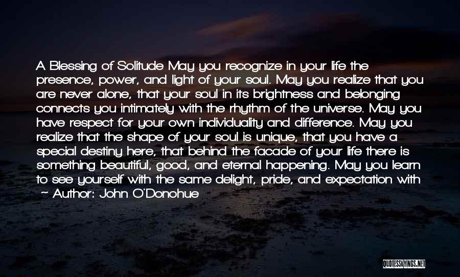 Light Of Your Soul Quotes By John O'Donohue