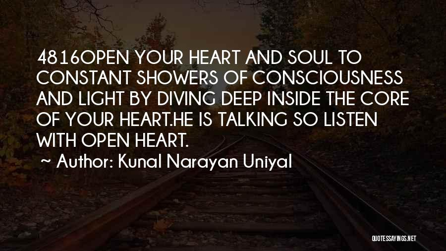 Light Of Your Soul Quotes By Kunal Narayan Uniyal