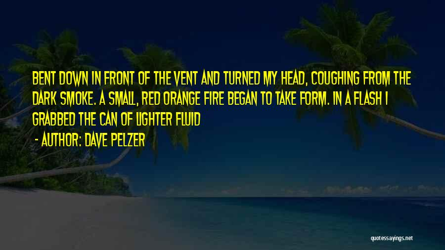 Lighter Quotes By Dave Pelzer