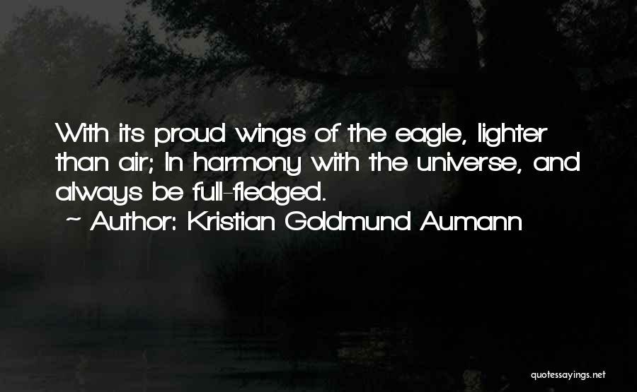 Lighter Quotes By Kristian Goldmund Aumann