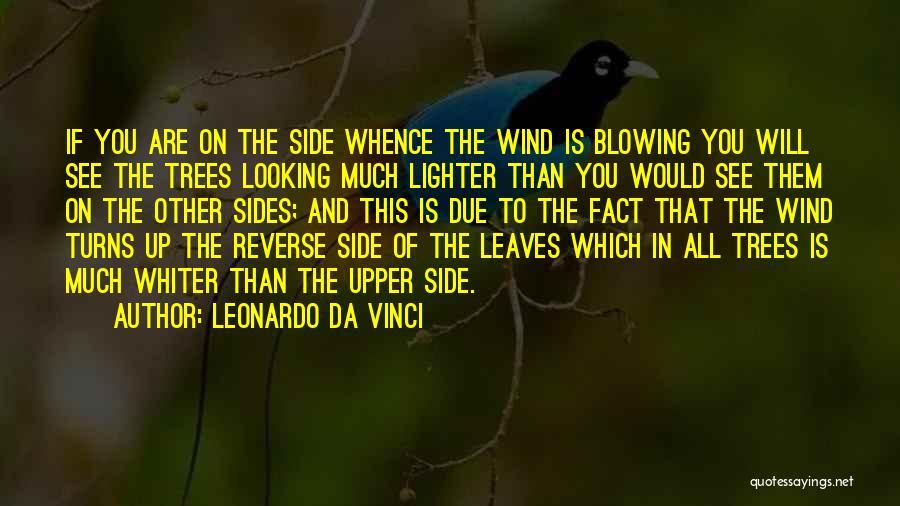 Lighter Quotes By Leonardo Da Vinci