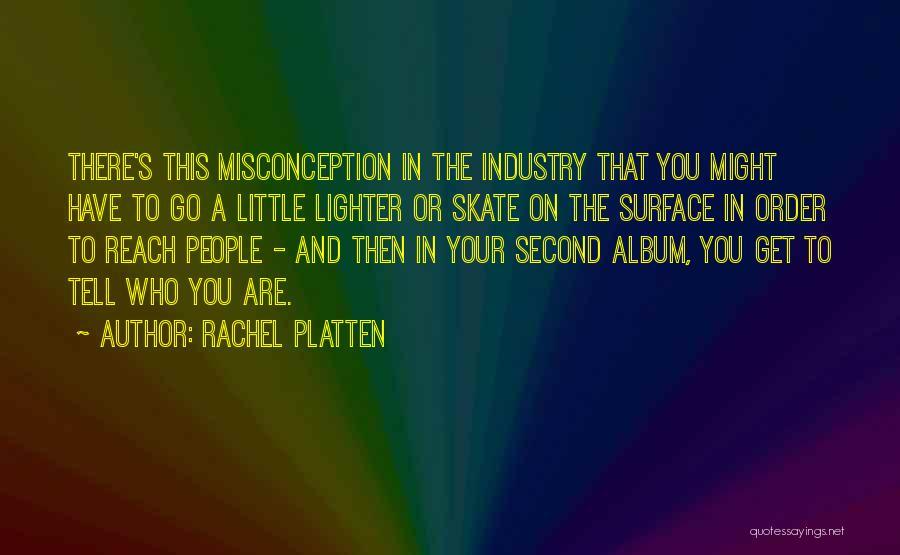 Lighter Quotes By Rachel Platten