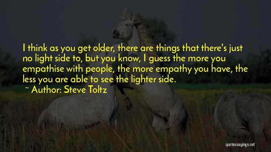 Lighter Quotes By Steve Toltz