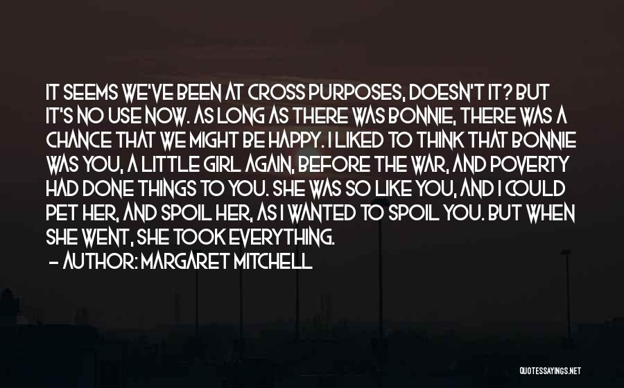 Like A Girl Quotes By Margaret Mitchell