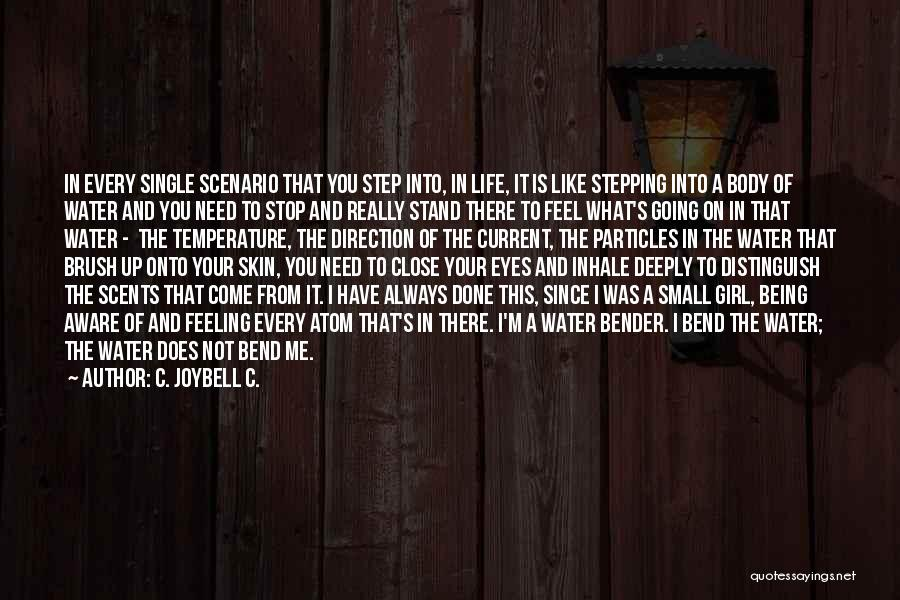 Like Being Single Quotes By C. JoyBell C.