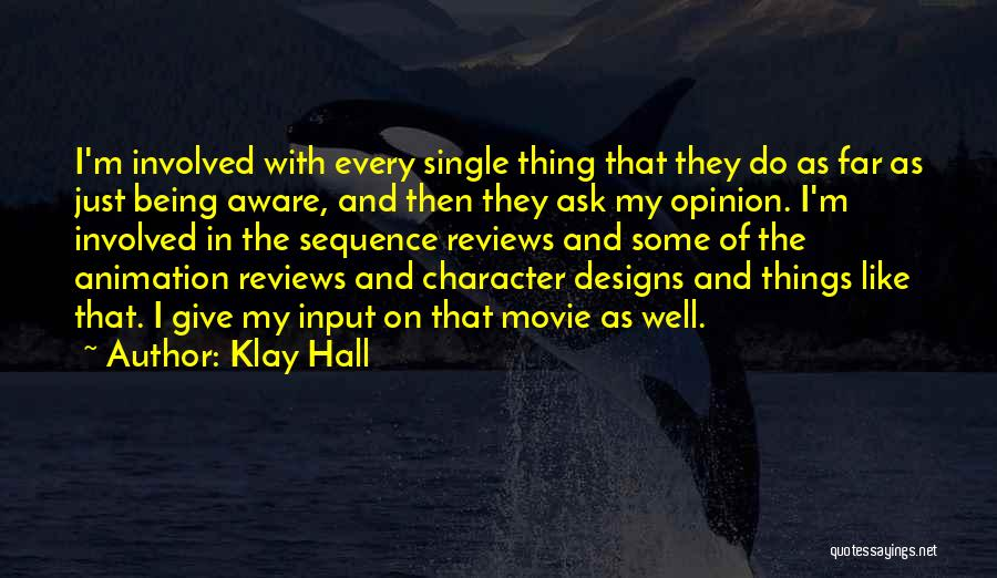 Like Being Single Quotes By Klay Hall