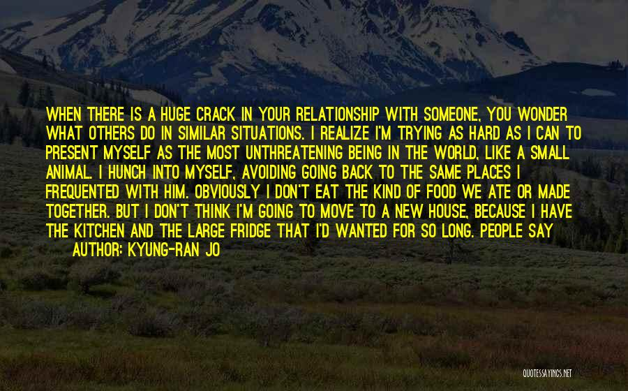 Like Being Single Quotes By Kyung-ran Jo
