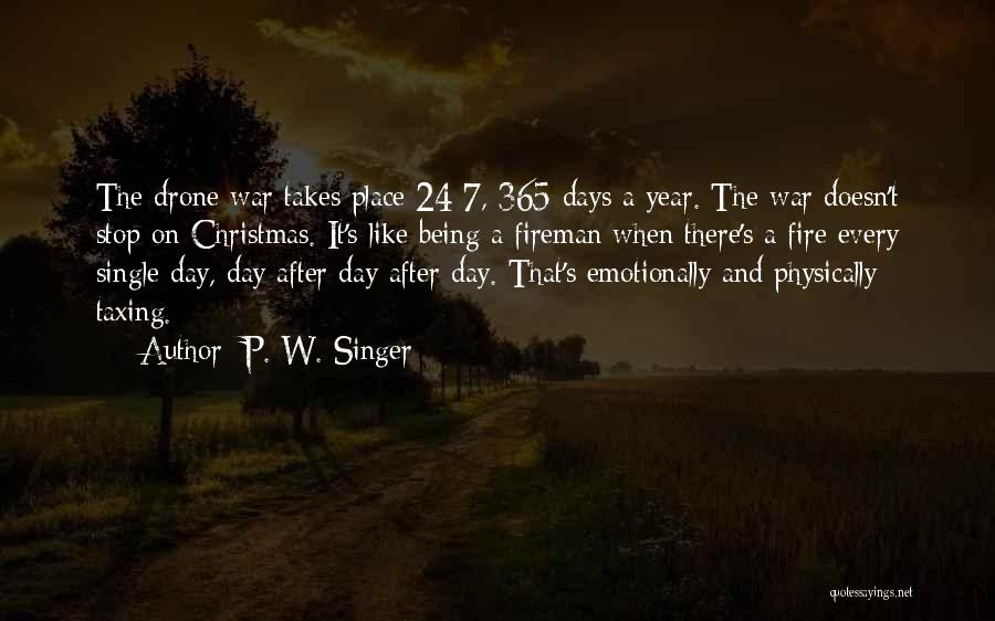 Like Being Single Quotes By P. W. Singer