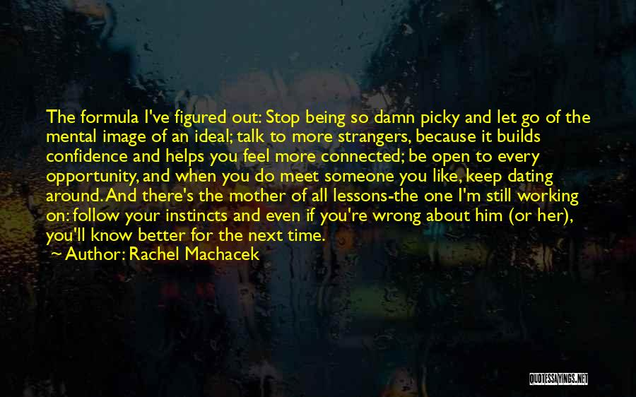 Like Being Single Quotes By Rachel Machacek