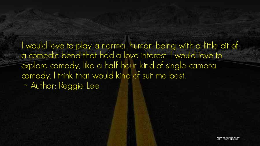 Like Being Single Quotes By Reggie Lee