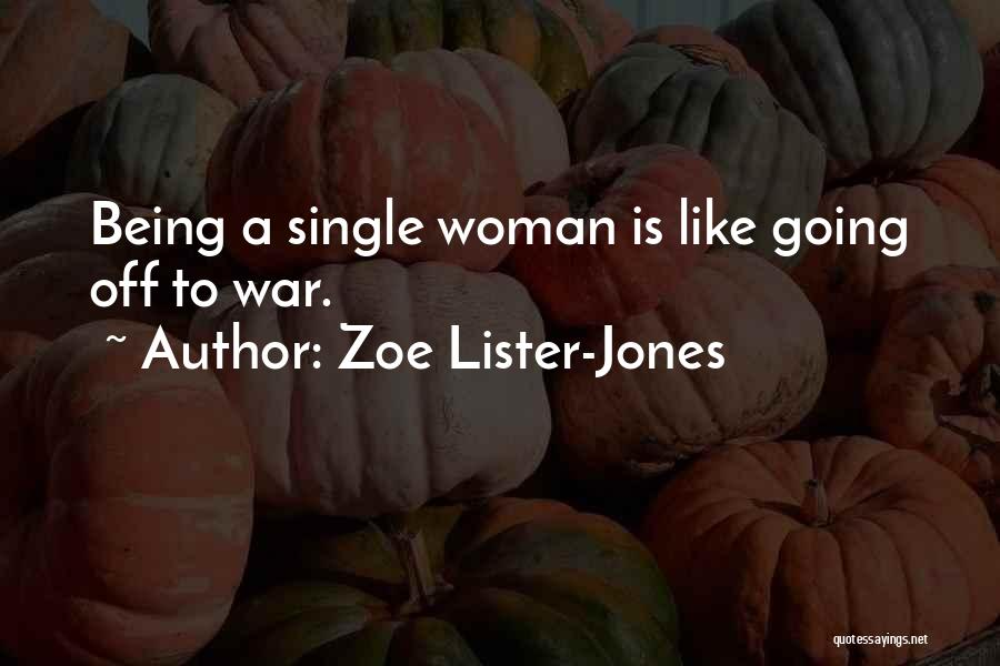 Like Being Single Quotes By Zoe Lister-Jones