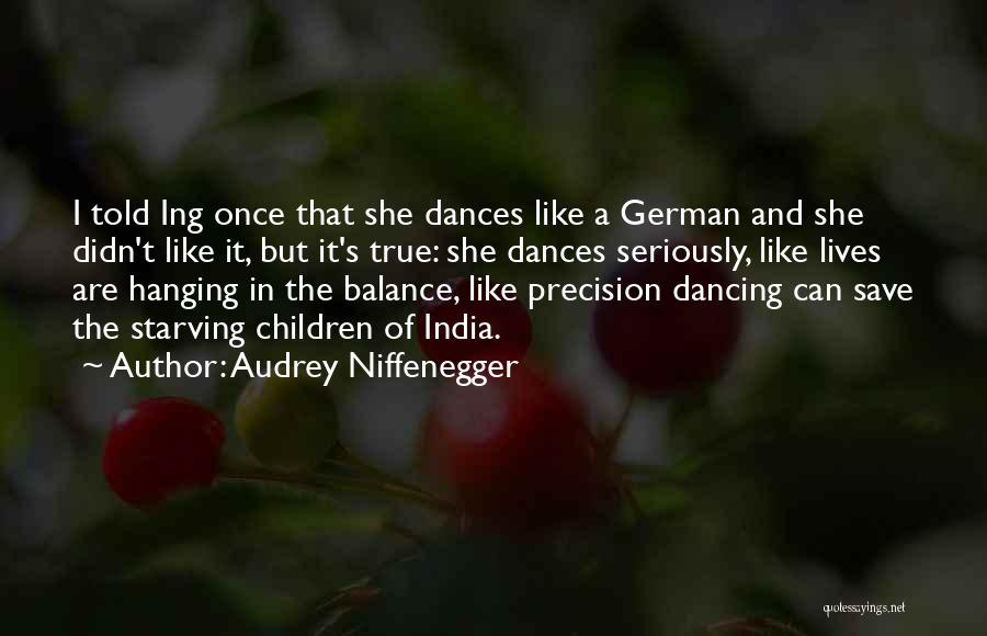 Like Seriously Quotes By Audrey Niffenegger