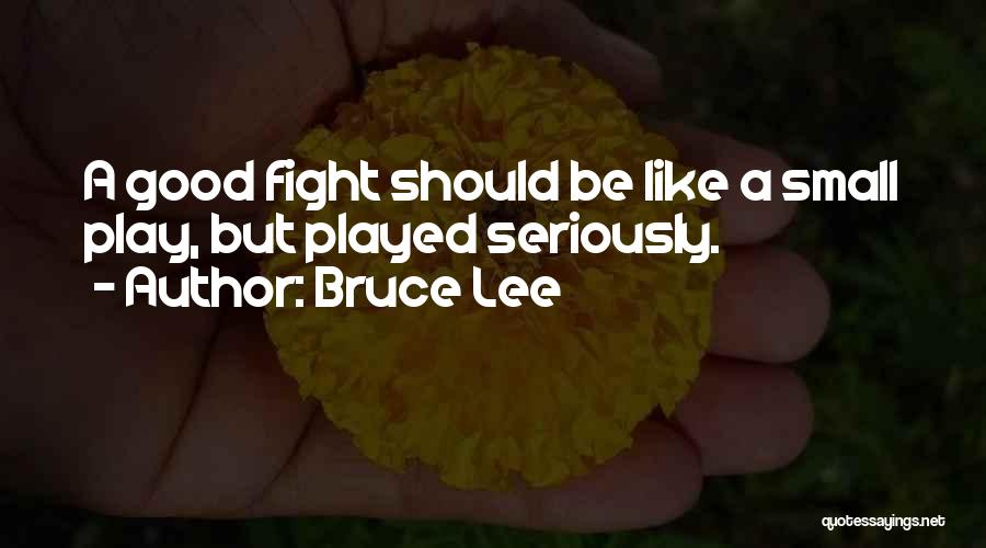 Like Seriously Quotes By Bruce Lee