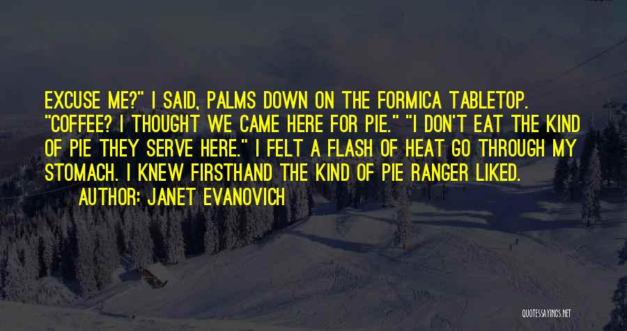 Liked Quotes By Janet Evanovich