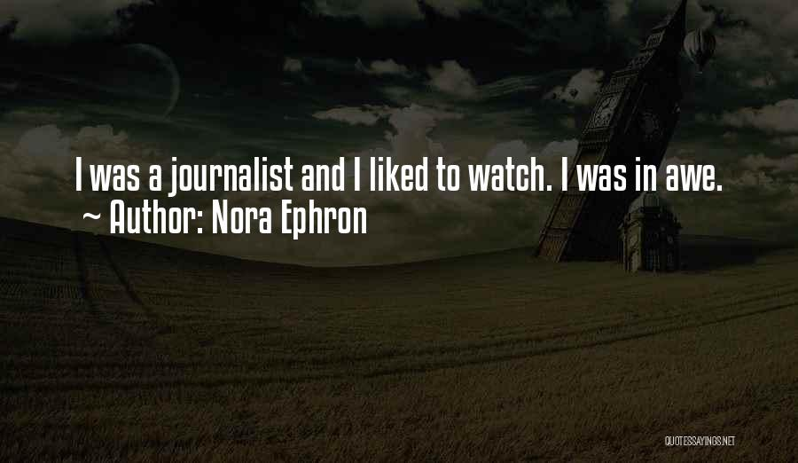 Liked Quotes By Nora Ephron