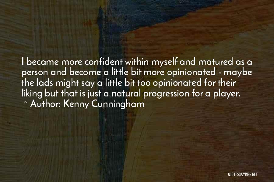 Liking Your Ex Quotes By Kenny Cunningham