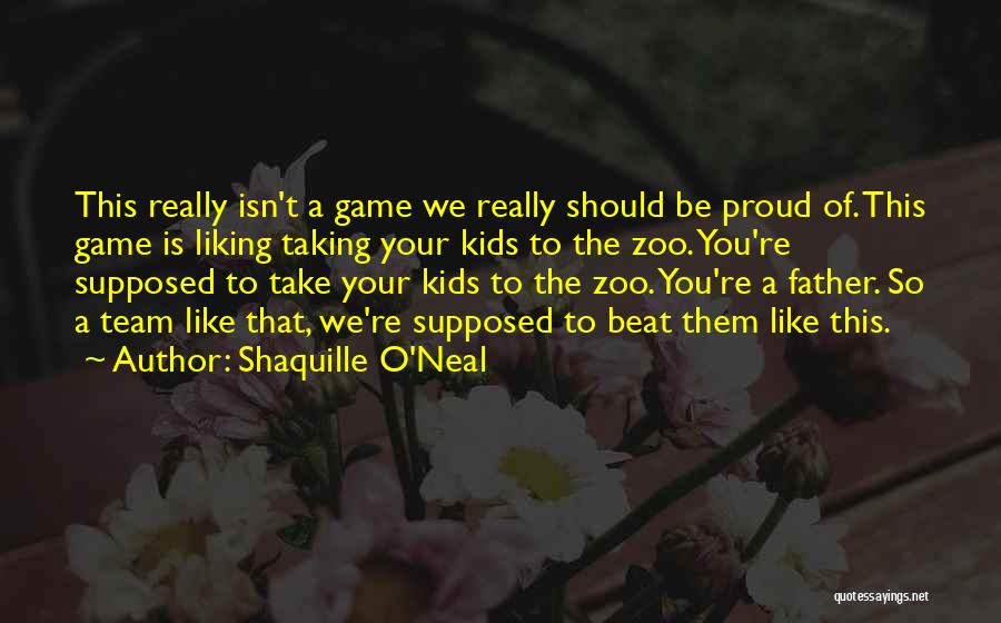 Liking Your Ex Quotes By Shaquille O'Neal
