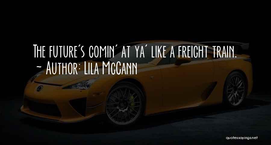 Lila McCann Quotes 1959588