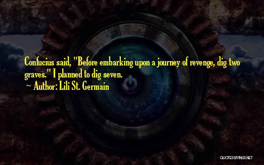 Lili St. Germain Quotes 896058