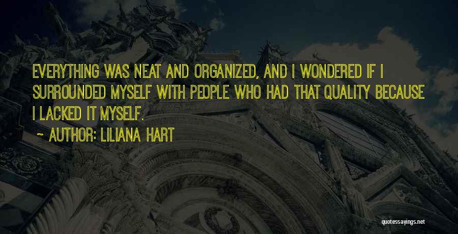 Liliana Quotes By Liliana Hart