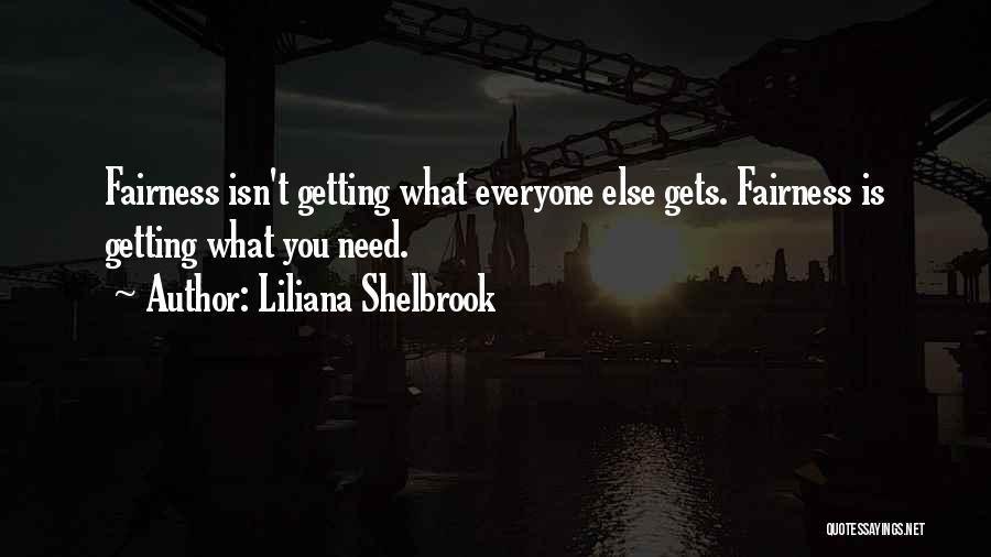 Liliana Quotes By Liliana Shelbrook